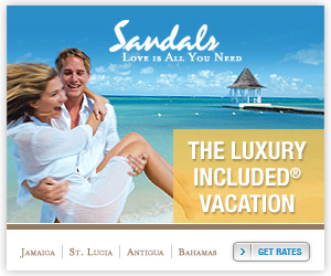 Sandals is for Lovers!