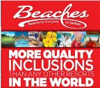BOOK YOUR BEACHES FAMILY VACATION HERE!